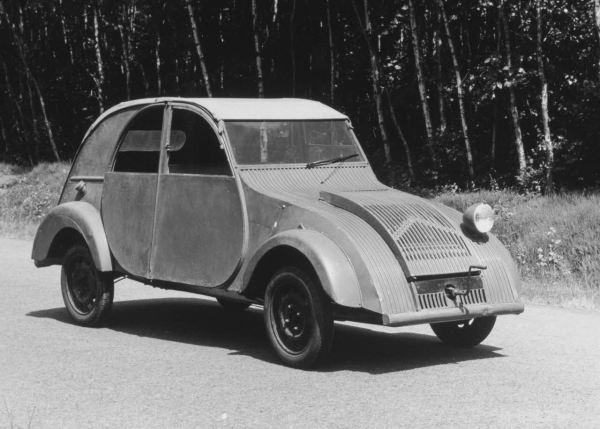Citroen 2cv prototype de 1939