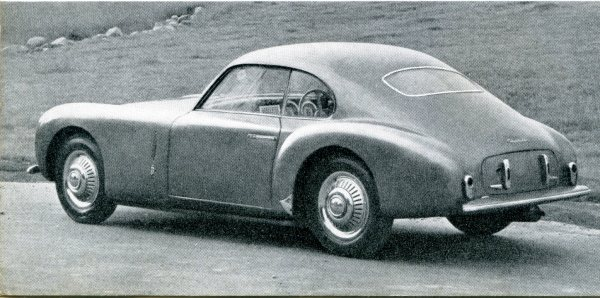 Cisitalia Berlinetta